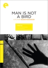 Man Is Not a Bird box cover
