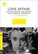 Love Affair, or the Case of the Missing Switchboard Operator box cover