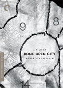 Rome Open City box cover