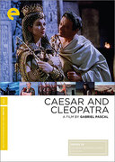 Caesar and Cleopatra box cover