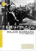 Major Barbara box cover