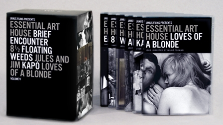 Essential Art House, Volume V
