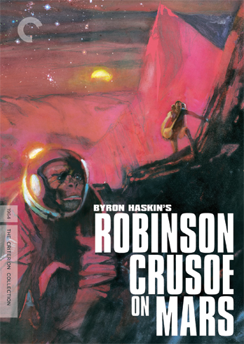 robinson crusoe on mars the collection robinson crusoe on mars dvd