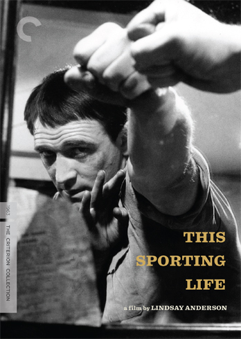 This sporting life 1963 the criterion collection - British kitchen sink films ...