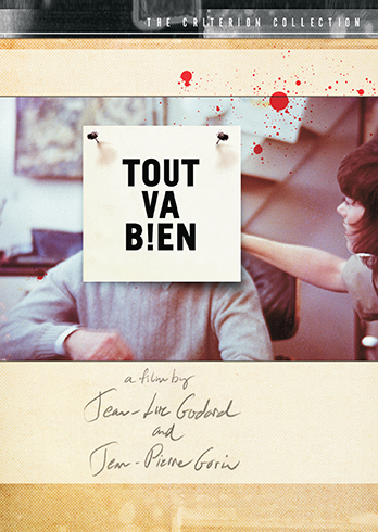 tout va bien 1972 the criterion collection. Black Bedroom Furniture Sets. Home Design Ideas