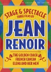 Stage and Spectacle: Three Films by Jean Renoir (Criterion DVD)