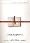 Great Adaptations (Criterion DVD)