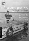 Ingmar Bergman:  Four Masterworks (Criterion DVD)