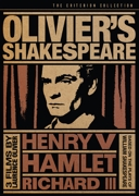 Olivier's Shakespeare (Criterion DVD)