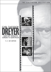 Carl Theodor Dreyer  Box Set (Criterion DVD)