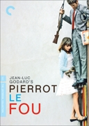 Pierrot le fou (Criterion DVD)