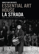 La strada (Essential Art House DVD)