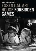 Forbidden Games (Essential Art House DVD)