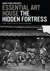 The Hidden Fortress box cover