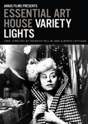 Variety Lights (Essential Art House DVD)