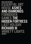 Essential Art House, Volume III (Essential Art House DVD)