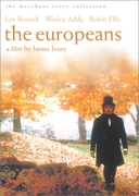 The Europeans (Merchant Ivory DVD)