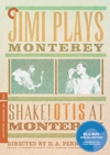 Jimi Plays Monterey & Shake! Otis at Monterey box cover