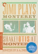 Jimi Plays Monterey & Shake! Otis at Monterey (Criterion Blu-Ray)