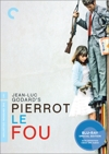 Pierrot le fou (Criterion Blu-Ray)