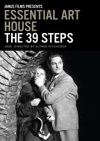The 39 Steps box cover
