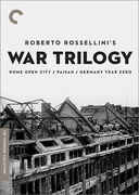 Roberto Rossellini's  War Trilogy (Criterion DVD)