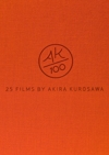 AK 100:  25 Films by Akira Kurosawa ( DVD)