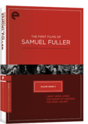 Eclipse Series 5:  The First Films of Samuel Fuller (Eclipse DVD)