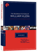 Eclipse Series 9:  The Delirious Fictions of William Klein (Eclipse DVD)