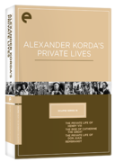 Eclipse Series 16:  Alexander Korda's Private Lives (Eclipse DVD)