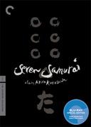 Seven Samurai (Criterion Blu-Ray)