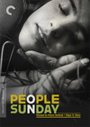 People on Sunday (Criterion DVD)