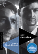 Les cousins (Criterion Blu-Ray)