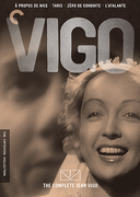 The Complete Jean Vigo (Criterion DVD)