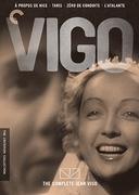 The Complete Jean Vigo (Criterion DVD)