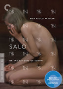 Salò, or The 120 Days of Sodom (Criterion Blu-Ray)