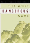 The Most Dangerous Game box cover