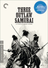 Three Outlaw Samurai (Criterion Blu-Ray)