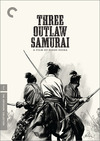Three Outlaw Samurai (Criterion DVD)