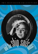And the Ship Sails On (Criterion DVD)