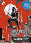 The Samurai Trilogy (Criterion Blu-Ray)