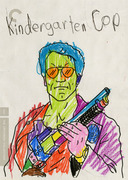 Kindergarten Cop (Criterion DVD)