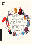 Trilogy of Life (Criterion DVD)