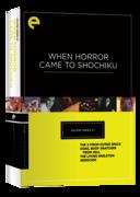 Eclipse Series 37: When Horror Came to Shochiku (Eclipse DVD)