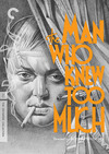 The Man Who Knew Too Much (Criterion DVD)