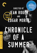 Chronicle of a Summer (Criterion Blu-Ray)