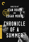 Chronicle of a Summer (Criterion DVD)