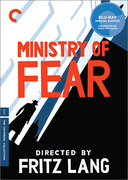 Ministry of Fear (Criterion Blu-Ray)