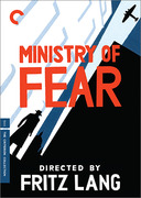 Ministry of Fear (Criterion DVD)