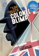 The Life and Death of Colonel Blimp (Criterion Blu-Ray)